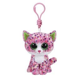 Porte-clés Beanie Boo's Sophie le Chat