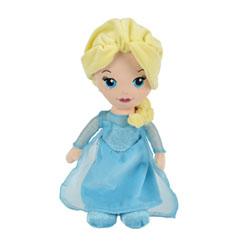 La Reine des Neiges peluche Elsa 25 cm