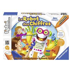 Tiptoi-Le robot des chiffres