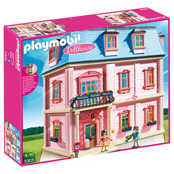 5303 - Playmobil Dollhouse - Maison traditionnelle