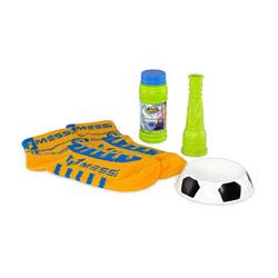 Kit de démarrage 2 chaussettes foot bubbles Lionel Messi