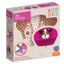 My Design Puppy Pillow Chien
