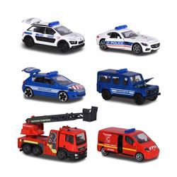 Set 3 véhicules sos cars