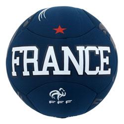 Ballon foot de plage FFF