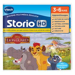 Jeu HD Storio la garde du Roi Lion