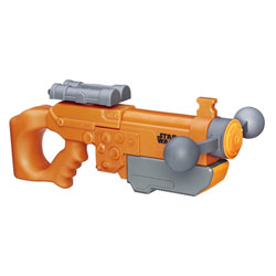 Star Wars-Nerf super soaker Alien