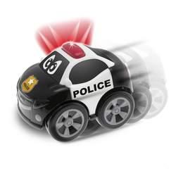 Véhicule Turbo Worker Police