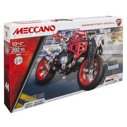 Ducati Monster 1200s Meccano
