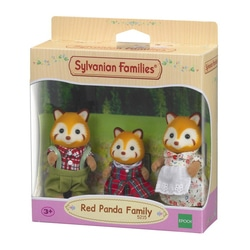 Sylvanian-Famille Panda roux
