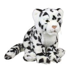 WWF Léopard des Neiges 23 cm