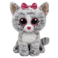 Peluche Beanie Boo's Small Kiki la Chatte