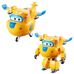 Avion Transformable Donnie Super Wings