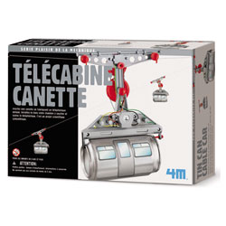 Kit Télécabine Canette