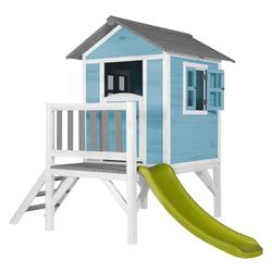 Maison Sunny Lodge XL bleue