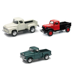 Pick-up Vintage US