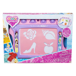 Tableau dessin couleur Disney Princesses