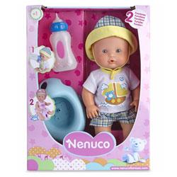 Poupon Nenuco boit et fait pipi 30 cm