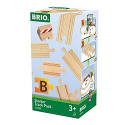 Brio 33394-Coffret de démarrage 13 rails