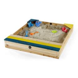 Bac à sable Store-it Wooden