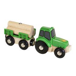 Brio 33799-Tracteur et remorque