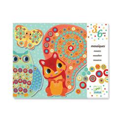 Mosaiques animaux