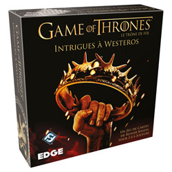 Game of thrones-intrigues à Westeros