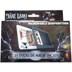 Kit de magie étui à disparition Dani Lary