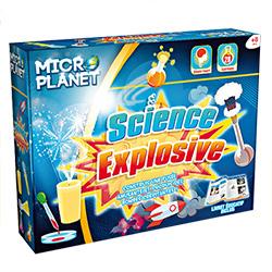Science explosive