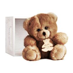 Les p'tits compagnons - ours brun 10 cm