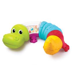 Crocodile d'activités sensorielles