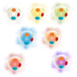 Balle aurore boréale