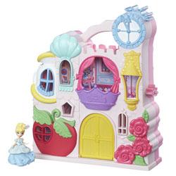 Château Mini poupées Disney Princesses