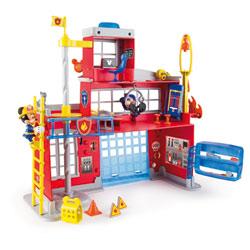 Caserne de Pompiers Mickey