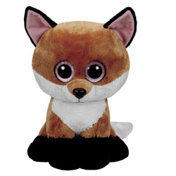 Beanie boo's large Slick le renard