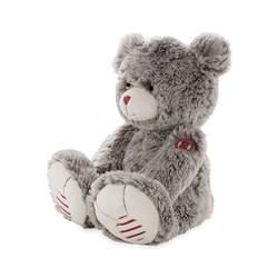 Rouge Kaloo-Doudou ours gris 38 cm