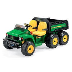 Tracteur John Deere gator hpx 6x4