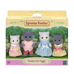 Sylvanian-famille chat persan