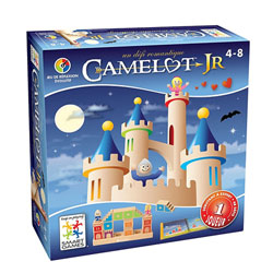 Smart games - casse-tête camelot junior