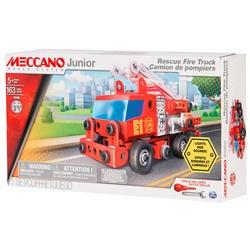 Camion de Pompiers Deluxe Meccano Junior