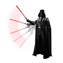 Star Wars figurine Dark Vador 50 cm