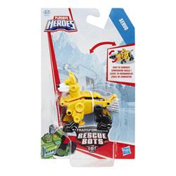 Transformers robot mini rescue