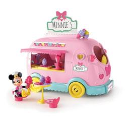 Camion gourmand de Minnie