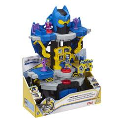 Batman-La Batcaverne transformable