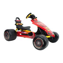 Go Kart à pédales Cars