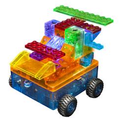 Laser Pegs véhicule runner 8 en 1