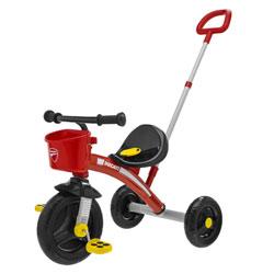 Tricycle u/go rouge Ducati