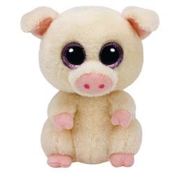 Beanie boo's small - piggley le cochon