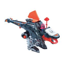 Helicoptère Riders Spinosoîd plasma - Switch & Go Dinos