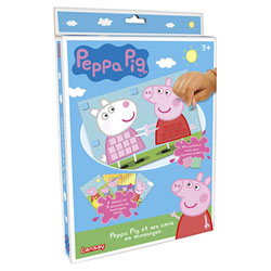Mosaique Peppa Pig