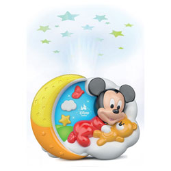 Projecteur baby Mickey